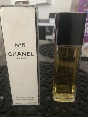 Number 5 Chanel Paris Perfume for Sale in Las Vegas, NV