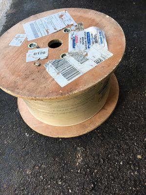 RG-6 plenum coax cable for Sale in Springfield, VA