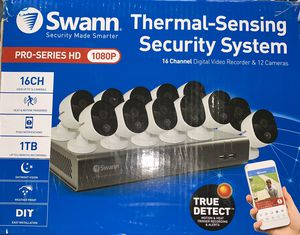 Heat & Motion Night Vision Thermal-Sensing Security System for Sale in Hollister, CA