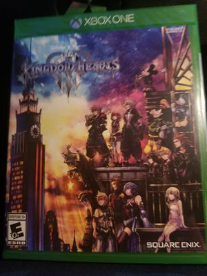 Kingdom hearts 3 video game for Sale in Phoenix, AZ