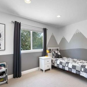 IKEA Bed, Nightstand & All Accessories For Adventure Room for Sale in Poway, CA