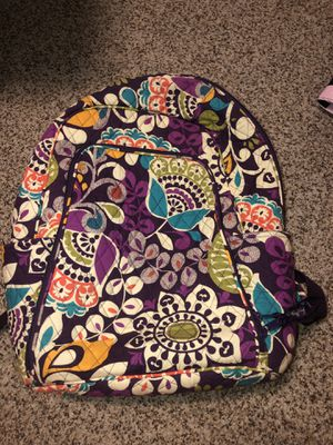 Vera Bradley laptop backpack for Sale in Worcester, MA