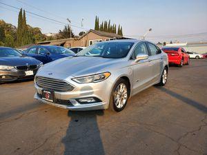 2017 Ford Fusion Energi for Sale in Castro Valley, CA
