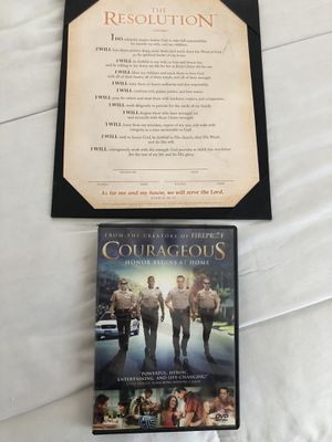 Movie 🍿 Courageous for Sale in Midland, TX