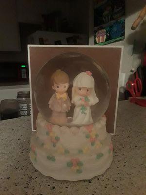Wedding globe precious moments for Sale in Houston, TX