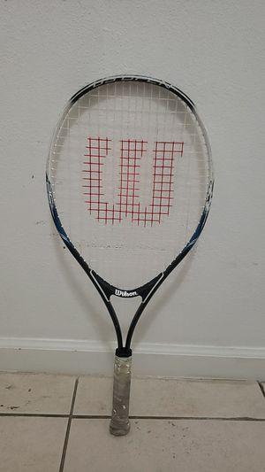 "Wilson 25"" junior tennis racket for Sale in Miramar, FL"