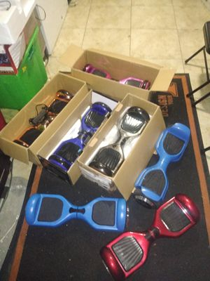 Electric hoverboards lot for sale for Sale in Pembroke Pines, FL
