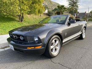 2007 Ford Mustang Convertible CLEAN TITLE 90,000 miles for Sale in Grand Terrace, CA