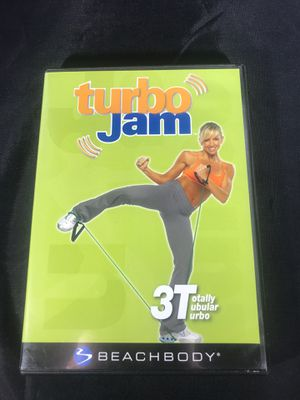 Turbo jam by Beachbody - workout DVD for Sale in Indianapolis, IN