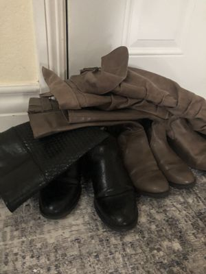 Women's Boots Size 9 for Sale in Citrus Heights, CA