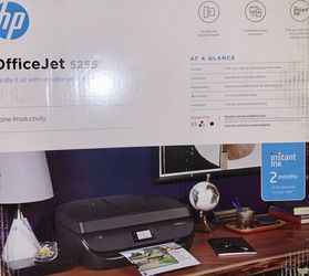 HP OfficeJet 5255 Wireless All-in-One Printer for Sale in Columbia,  MD