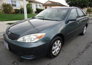 Toyota Camry * 4cyl Gas Saver * Super Clean / Like Corolla Solara Avalon Matrix / Honda Civic Accord Fit / Scion TC XB / Nissan Altima / Acura TL / H for Sale in Norwalk, CA
