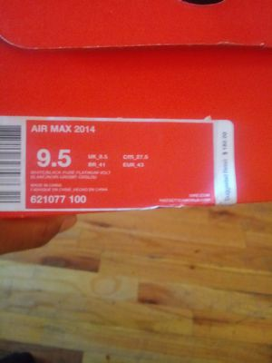 Used air max 2014 for Sale in The Bronx, NY