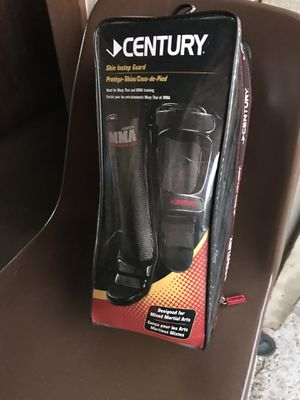 Century MMA shin guards for Sale in Kailua-Kona, HI
