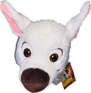 "NWT Disney Store Bolt Plush Stuffed Animal Toy for Kids, Disney Parks Lovers (Walt Disney World ""WDW""/Disneyland), Collectors) Games & Toys 14 Inches for Sale in Canton, MI"