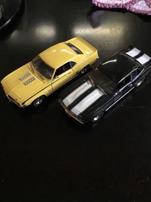 1969 Camaro Z-28 SS 396 Ertl 1:18 Scale Die Cast Cars 69 for Sale in Lynnwood, WA