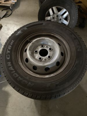 Used Tires with Pressure Sensor and Discs for Sale in Macedonia, OH
