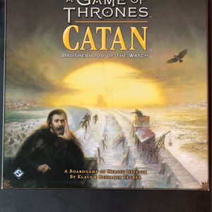 Catan Game Of Thrones Edition - Board Game for Sale in Chicago, IL
