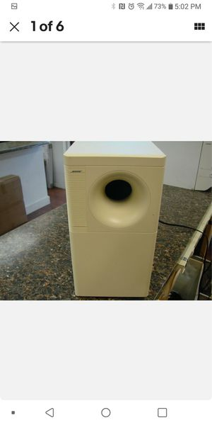 Bose subwoofer for Sale in Pleasanton, CA