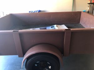 Trailer for sale (locals and cash ONLY) for Sale in Durham, NC
