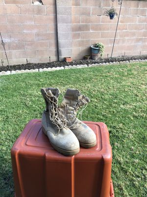 Army shoes Size 9 for Sale in Downey, CA