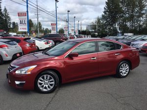 2015 Nissan Altima for Sale in Lynnwood, WA