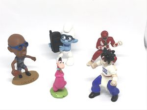 Vintage toy figures for Sale in Raleigh, NC