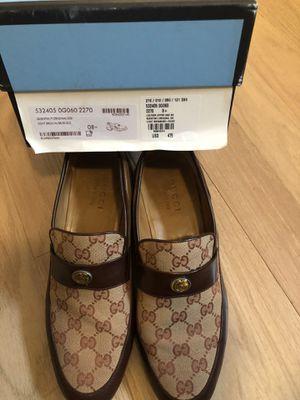 Gucci Men's Quentin GG Shoe for Sale in Chicago, IL
