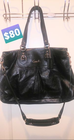 NUSED actually not used COACH purse for Sale in Rockville, MD
