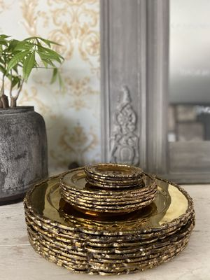 Antique Gold Platters for Sale in Rowland Heights, CA