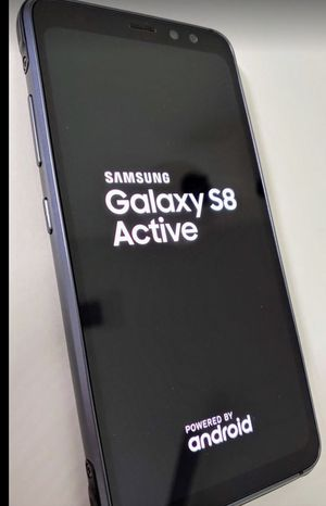 Samsung galaxy s8 unlocked for Sale in Somerville, MA