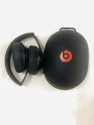 Beats Studio3 Wireless Noise Cancelling Over-Ear Headphones - Matte Black for Sale in Margate, FL