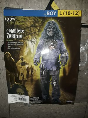 Complete Zombie costume for Sale in South Gate, CA