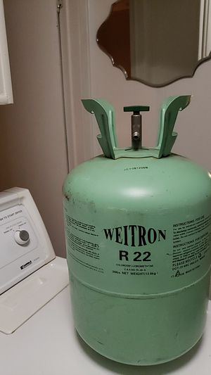 Weirton R22 freon. for Sale in Dalworthington Gardens, TX