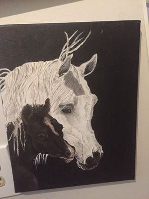 Horse painting for Sale in Norcross, GA