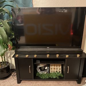 "48"" Flat screen tv with tv Stand for Sale in Oceanside, CA"