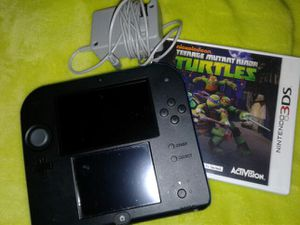 Nintendo 2DS - Game - Charger- Barely Used for Sale in Salt Lake City, UT