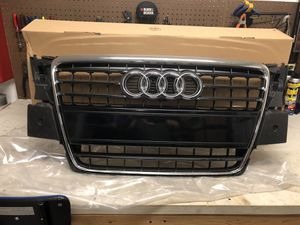 Audi A4 B8 OEM (Stock) Front Grille black optics for Sale in Irvine, CA