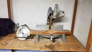 Table saw and a miter saw for Sale in Swansea, IL