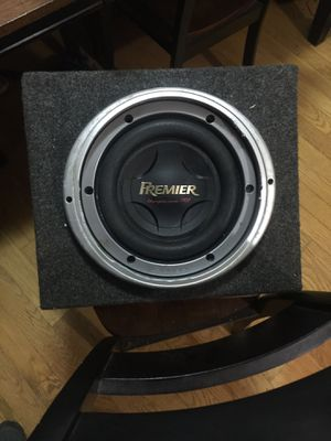 "Pioneer car subwoofer 12"" $ 50 firm for Sale in The Bronx, NY"