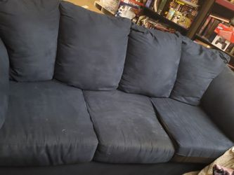 Teal Full Size Living Room Couch Sofa for Sale in Damascus,  OR