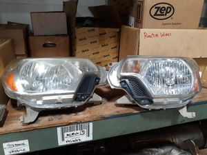 2013 toyota tacoma headlights for Sale in Lawrenceville, GA