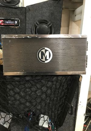 Rare old school Memphis 16-MC1000D Amplifier for Sale in Westland, MI