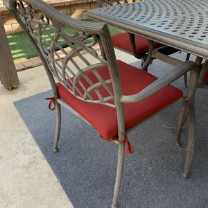 Patio Table/chairs for Sale in Fontana, CA