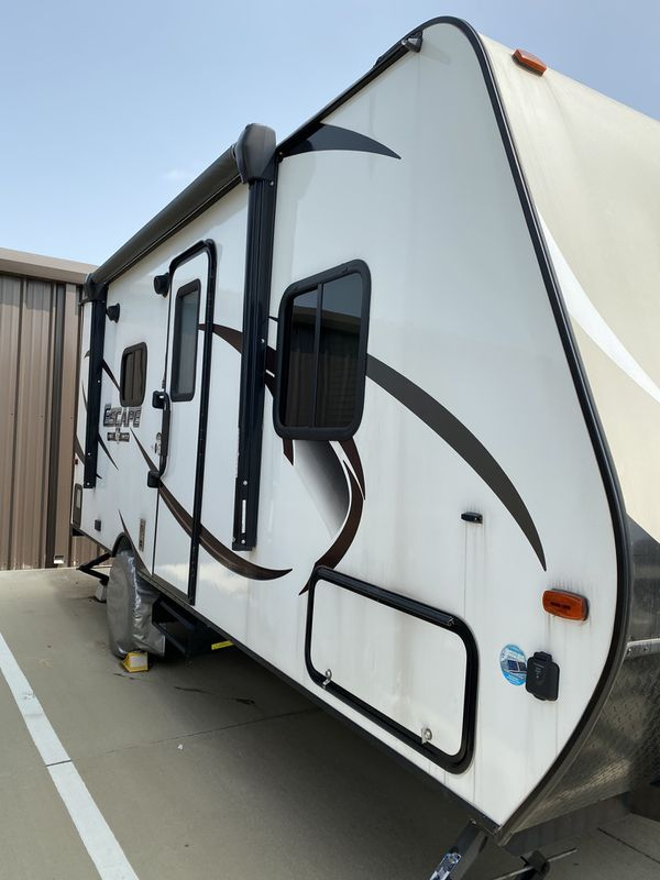 EZ Escape S camper 2019