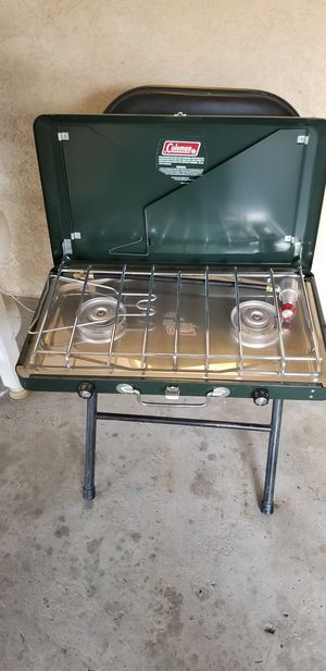 COLEMAN POWERMATE CAMPSTOVE BRAND NEW for Sale in Banning, CA