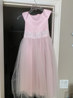 Girls formal dress size 10 for Sale in Huntington Beach, CA