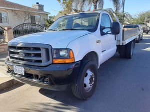 2001 ford f450 diesel truck for Sale in Los Angeles, CA