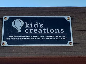 Kids Outdoor Wood Playset for Sale in Whittier,  CA