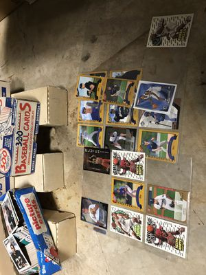 Lot of ~3000 baseball, basketball and football cards (80s and 90s) for Sale in Rockville, MD